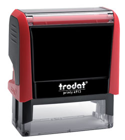 This notary stamp conforms to Oklahoma notary stamp requirements. You can choose from twelve case colors. The transparent edges of the base enables the notary to position his or her notary stamp impressions with accuracy. The ink pad, which is built into the stamp, has special finger grips for easy and clean replacement. This is the most popular stamp in the world and the best-selling notary stamp in the State of Oklahoma.